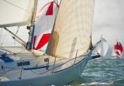San Francisco Sail Boats in the Bay